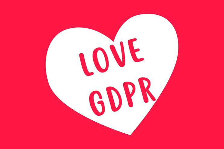 If you're a true marketer, you love GDPR