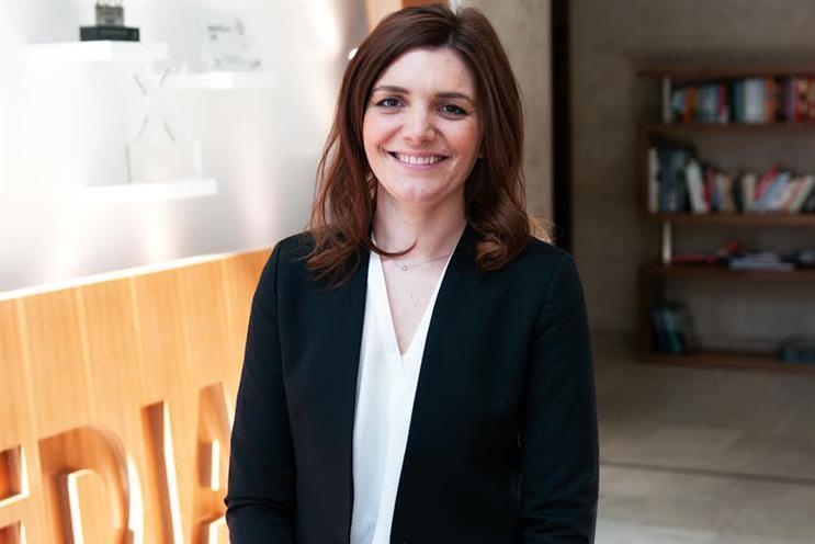 Lisa Humphreys: made Management Today's '35 Under 35' list