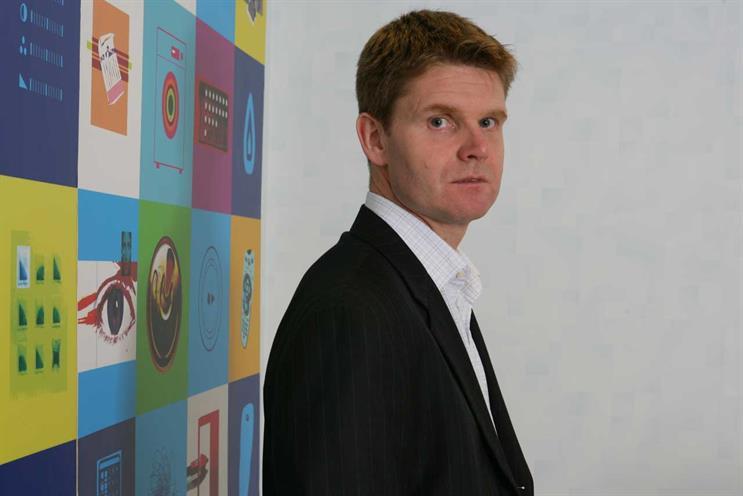 John Litster: becomes managing director at Sky Media