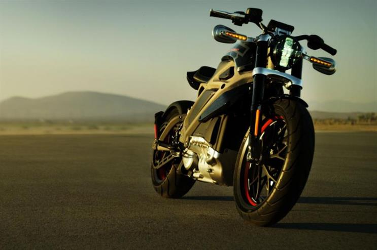 Guests will be able to testdrive the new Harley-Davidson motorbike