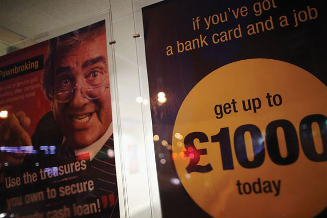 Payday loans: MPs seek ad ban for lenders on TV programmes aimed at children