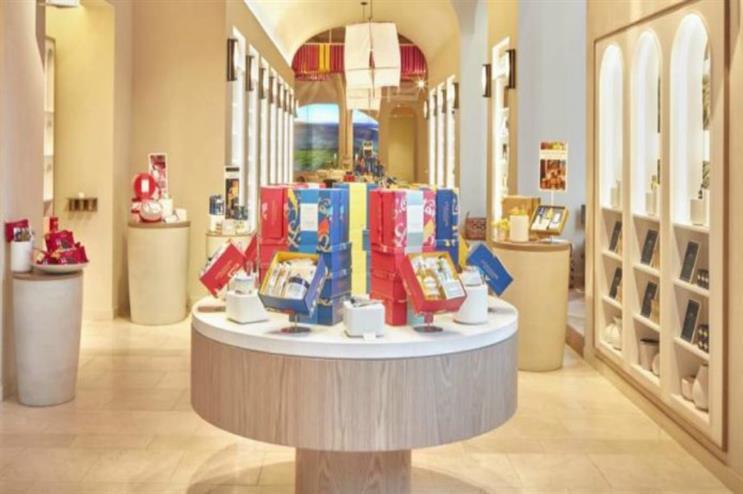 L'Occitane: experiential theme for flagship Manhattan store