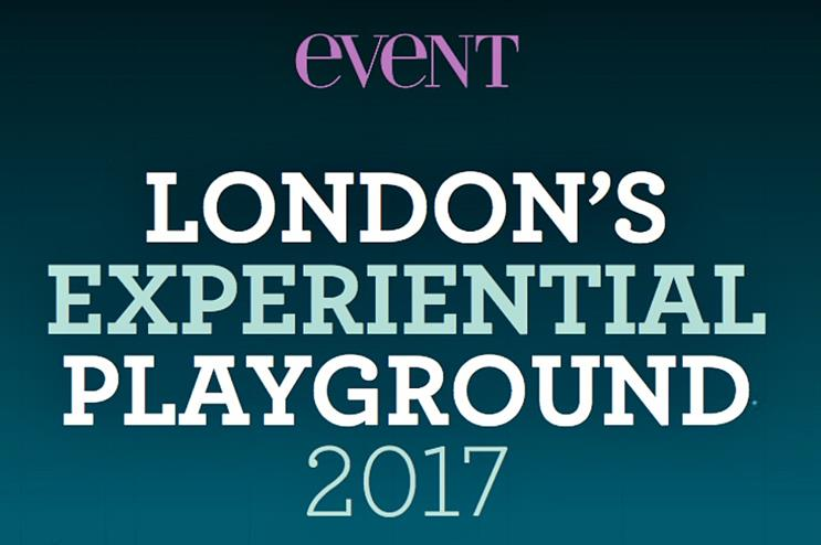 London's Experiential Playground report 2017 assesses the value of experiential to the UK and the capital