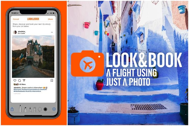 EasyJet re-engineers booking experience for Instagram generation