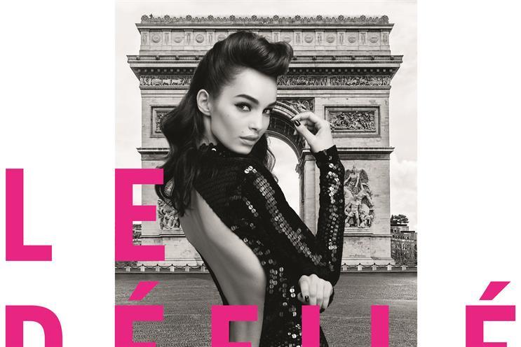 L'Oréal Paris to host runway along Champs-Elysées