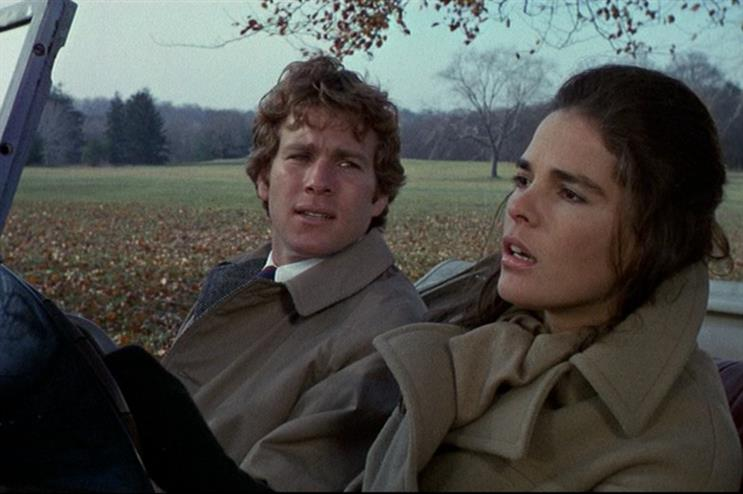 Love Story actress Ali MacGraw will appear at the event