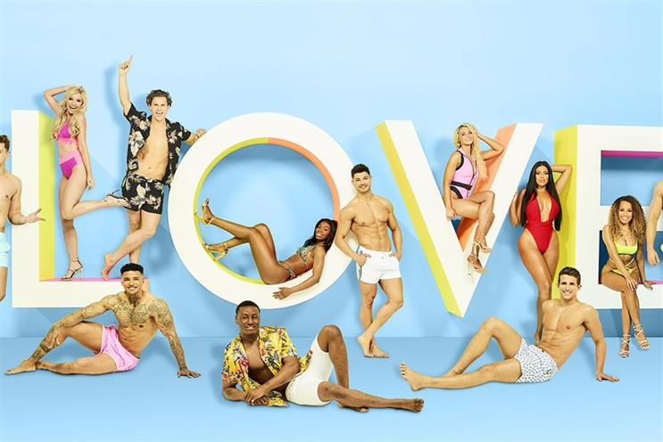 Love Island: lack of summer series has impacted ITV audience ratings