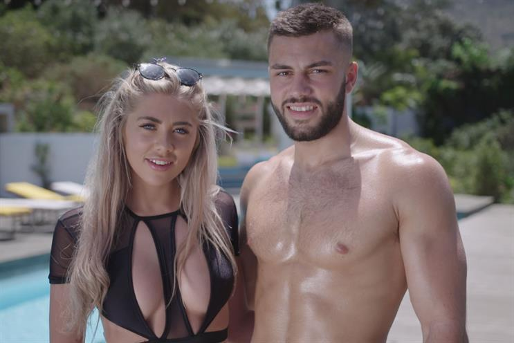 Love Island: previous winners Paige Turley and Finley Tapp