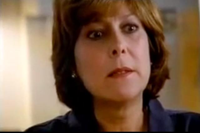 Lynda Bellingham's Oxo ads
