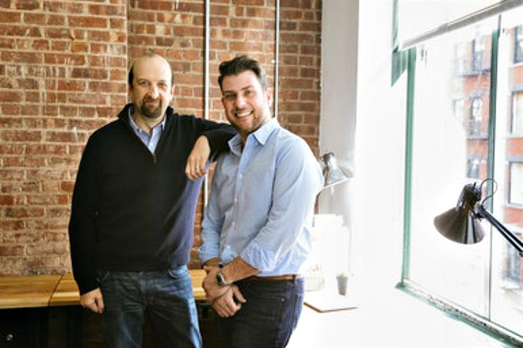 Ladden and Davaris have joined Madras as chief creative officers of its London and New York offices
