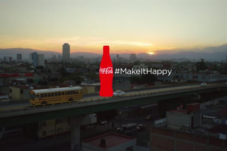 Coca-Cola: suspends #MakeItHappy automated Twitter campaign