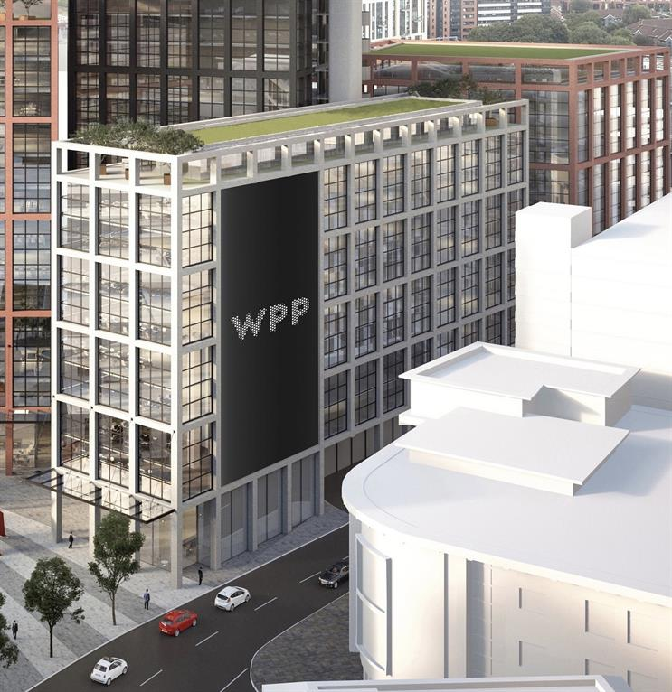 WPP: new building hopes to attract start-ups