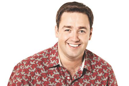 Jason Manford: signed with Absolute Radio at the end of 2015