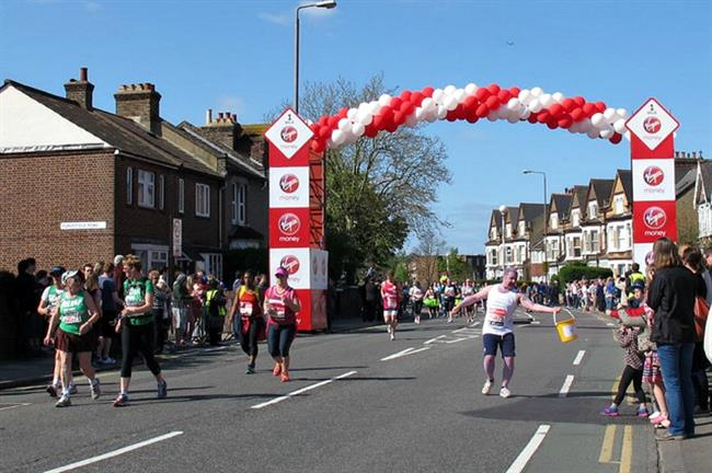 The London Marathon and brands have fuelled the participation sports boom