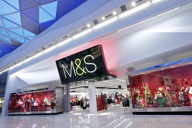 M&S: most widely-recognised brand for CSR activity
