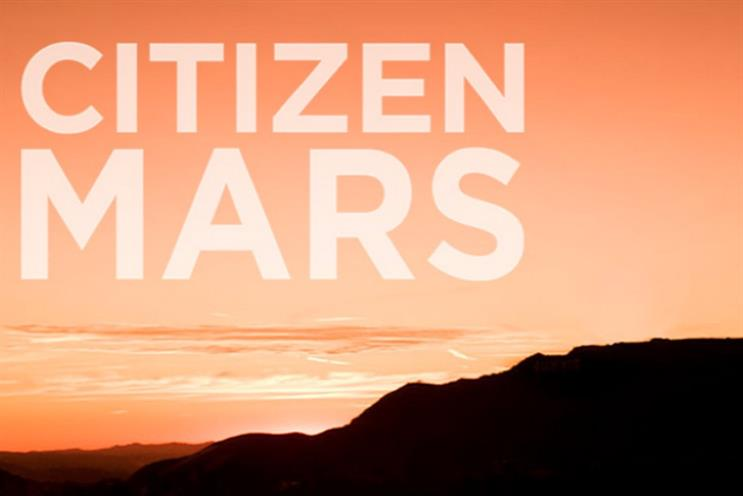 Citizen Mars: Honda is sponsoring the exclusive content on Engadget