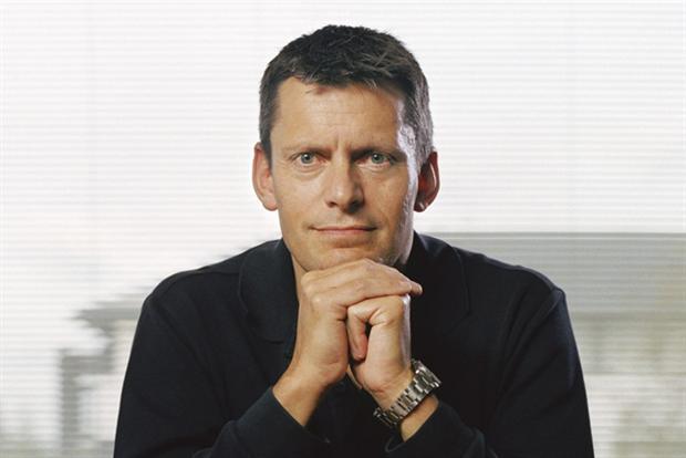 Martin Glenn, chief executive, United Biscuits