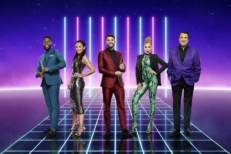 Masked Singer: a Saturday night ITV show