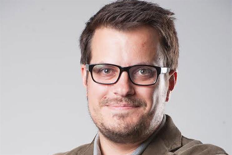 Dean Matthewson: joins BBC Invention team