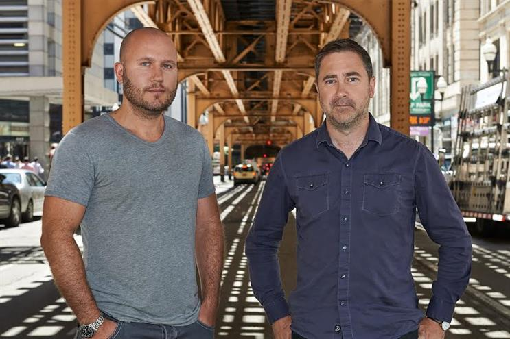 Collier and Robinson: join M&C Saatchi from Leo Burnett