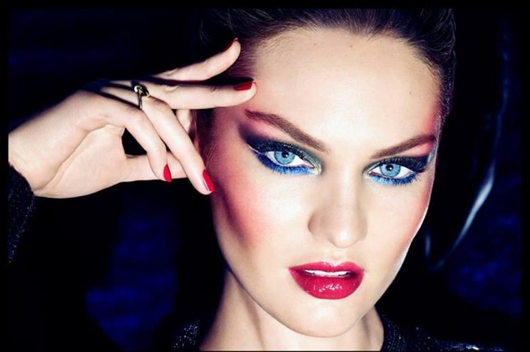 Max Factor make-up artists will create three Christmas looks