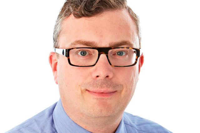 Adrian Terry: named EMEA finance director at Maxus