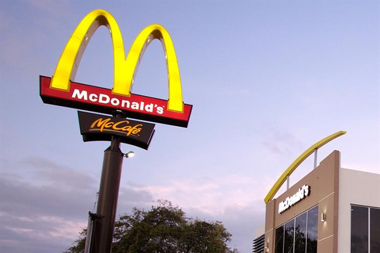 McDonald's kicks off global media review