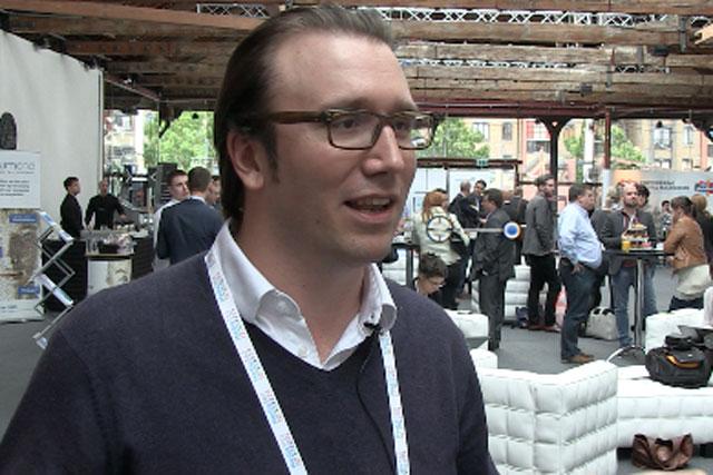 Tom Laranjo: managing director of Total Media
