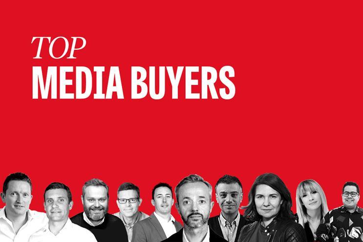Top media buyers: Willis, Ballinger, Bignell, Turner, Bevan, Oliver, Din, Dibben, Lythe and Mullins