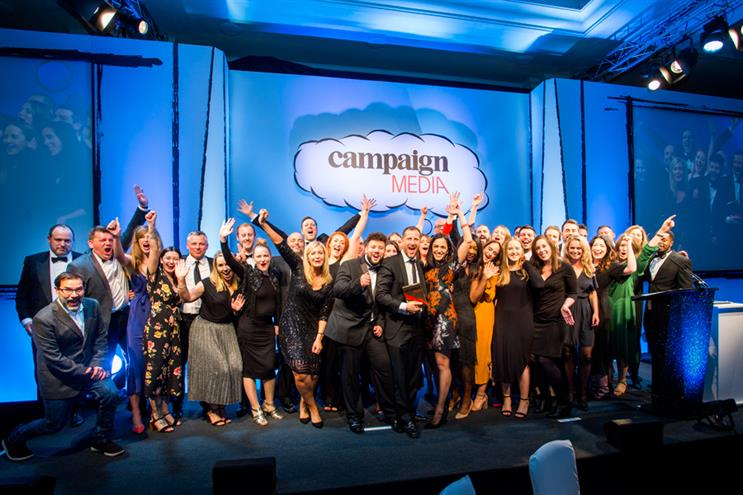 MediaCom: won Campaign of the Year and Agency of the Year