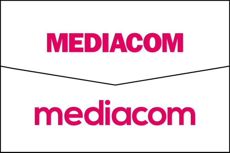MediaCom: new logo retains pink colour but introduces fresh font