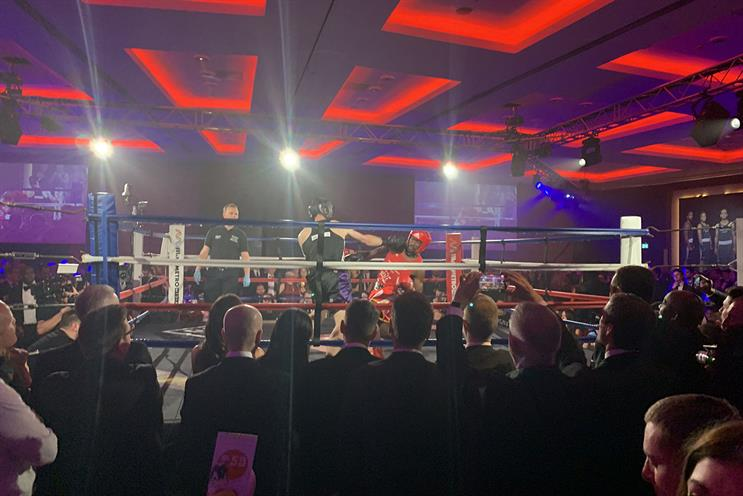 Media Fight Night: Walmsley and Myers-Lamptey