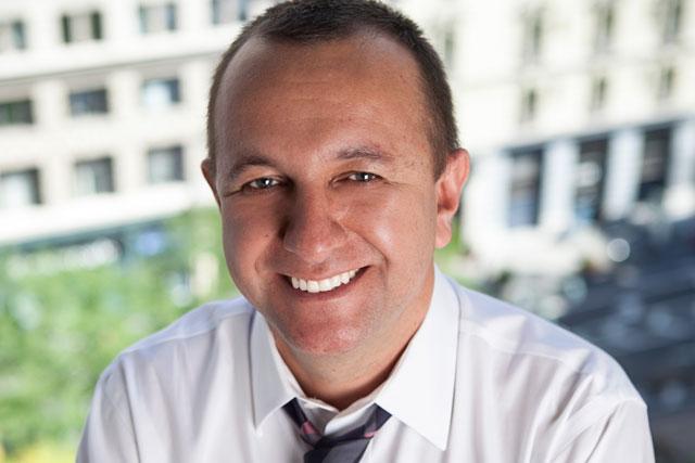 Mauricio Sabogal: global CEO, Kinetic Worldwide