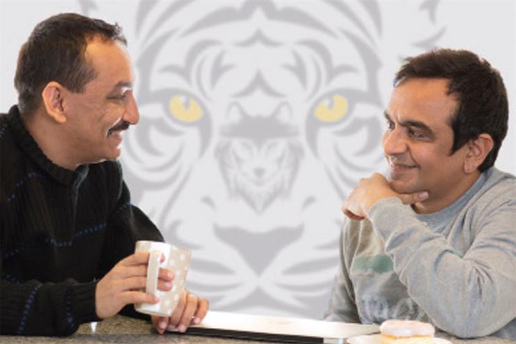 "Praful Akali founder & MD, Medulla and founding partner, WYP; Amit Akali, CCO, Medulla and CEO, WYP: ""The innate strengths of independent agencies, over the networks, come from the habits of tigers rather than wolves"""