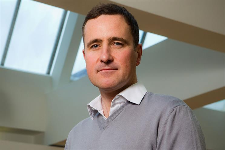 Chris Mellish: the former chief executive officer of Razorfish