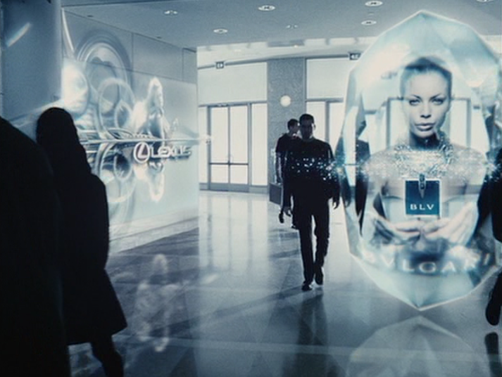 Minority Report: Steven Spielberg's futuristic vision of personalised outdoor advertising