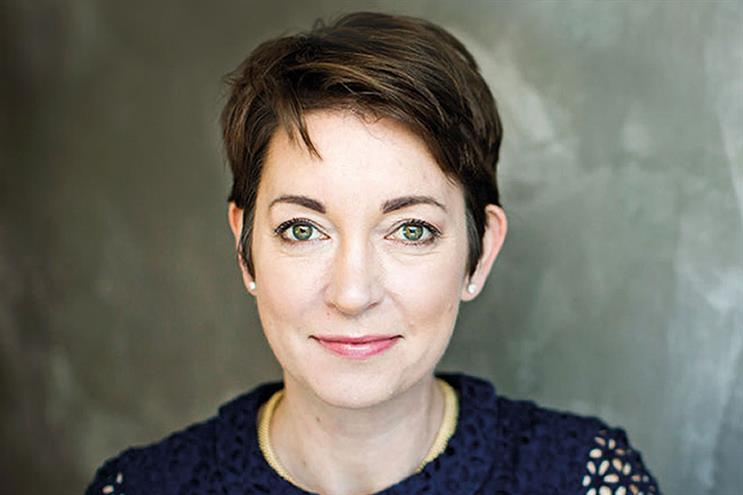 Michelle McEttrick, group brand director at Tesco, is on the judging panel