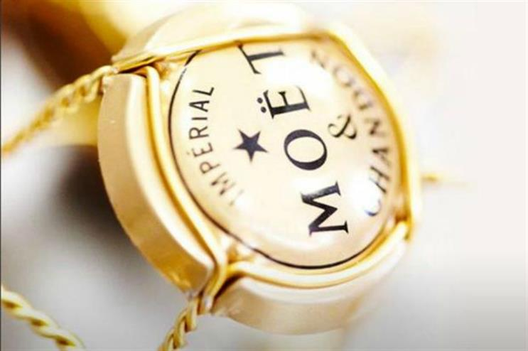 Moet: educating consumers about champagne
