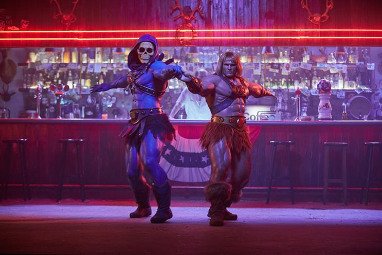 Moneysupermarket: Dirty Dancing tribute