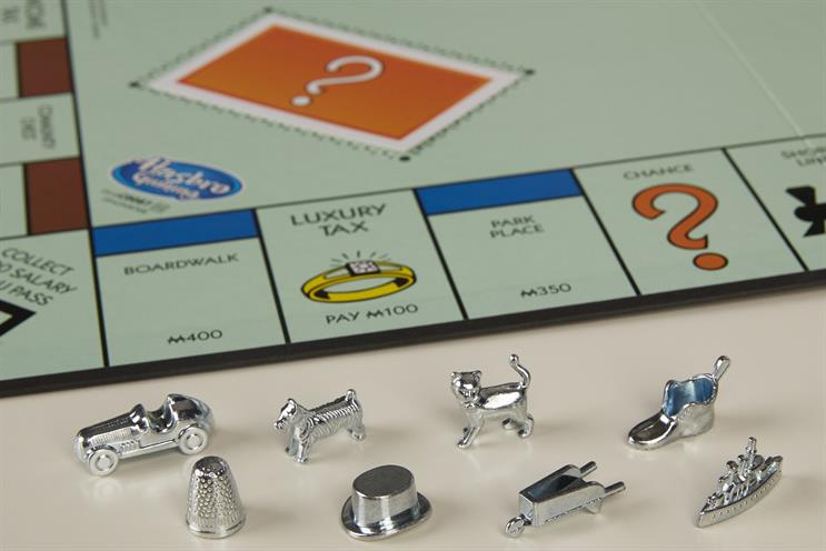 Hasbro to create Monopoly-themed game experience in New York
