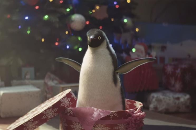 Monty's Christmas: won gold in the film category for Adam & Eve/DDB