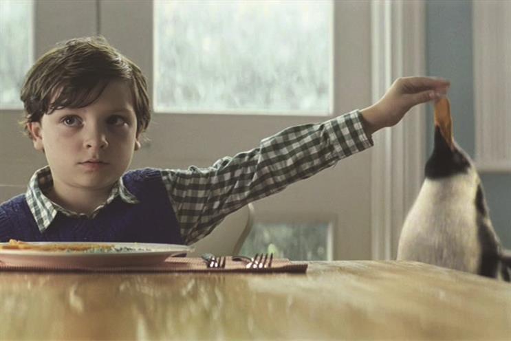 John Lewis' Christmas ads have run since 2007