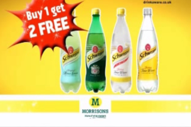 Morrisons ad: appeared during YouTube nursery rhyme series