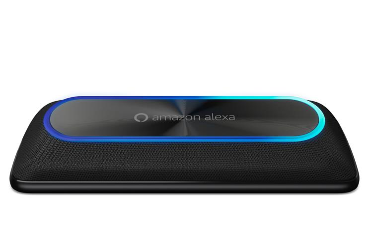 Motorola launches modular smart speaker with Alexa built in