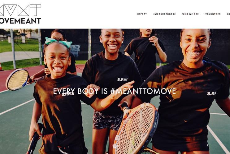 Sweaty Betty annual body positive US fundraiser returns