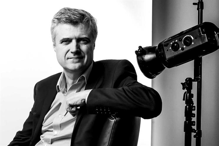 Read: has been candid about WPP's creative under-performance