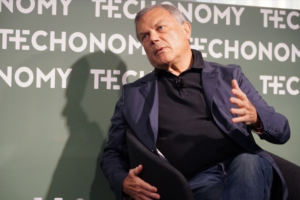 Sir Martin Sorrell (Photo credit: Thomas Moore)