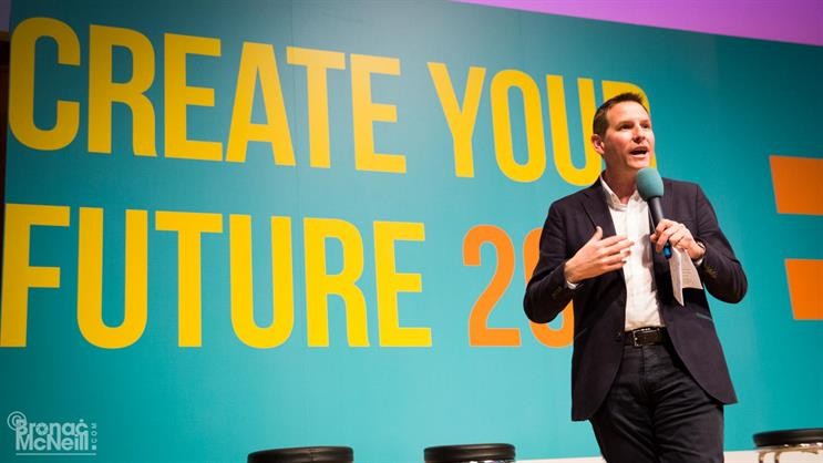 Davies: future of creative work is changing fundamentally