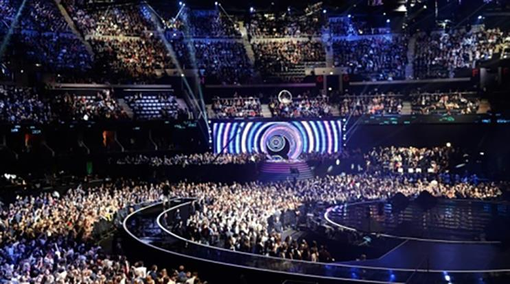 The EMAs attract the biggest stars, best performances and a perfect platform for brand awareness