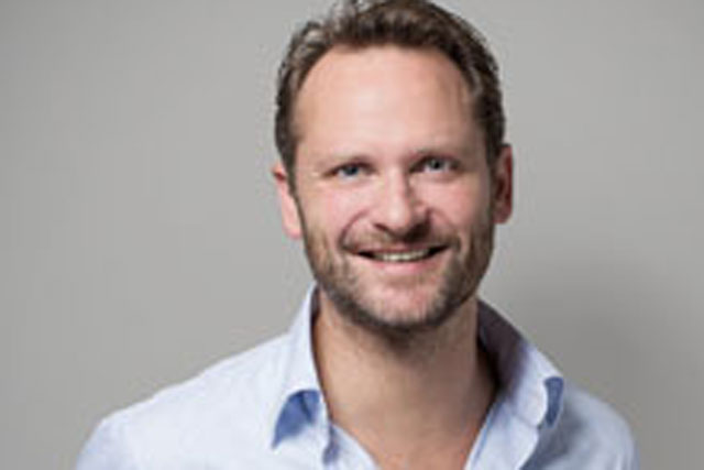 Charlie Muirhead, the founder and chief executive of Rightster